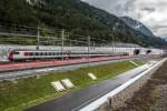 Inbetriebsetzung Nordportal Gotthard-Basistunnel, Erstfeld, Zent
